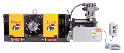 Kolcor Hydraulic Screen Changers