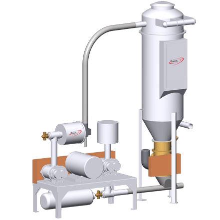 Combined Vacuum & Pressure Pumps