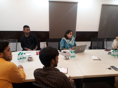Brain storming session on Economic policies of Modi Government (13)