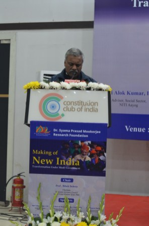 Making of New India Transformation Under Modi Government chaired by Prof. Bibek Debroy (26)