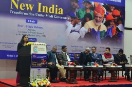 Making of New India Transformation Under Modi Government chaired by Prof. Bibek Debroy (31)