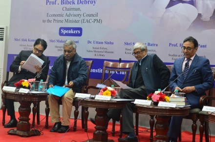 Making of New India Transformation Under Modi Government chaired by Prof. Bibek Debroy (34)