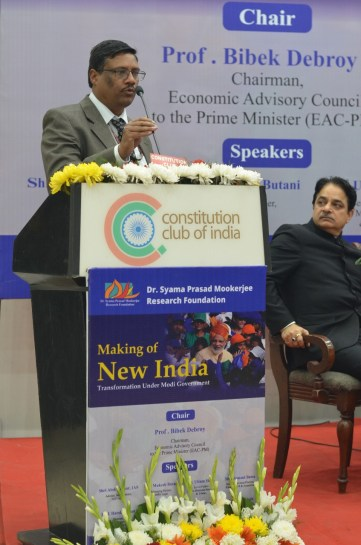 Making of New India Transformation Under Modi Government chaired by Prof. Bibek Debroy (5)