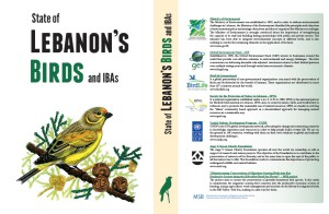 State of Lebanon's Birds & IBAs