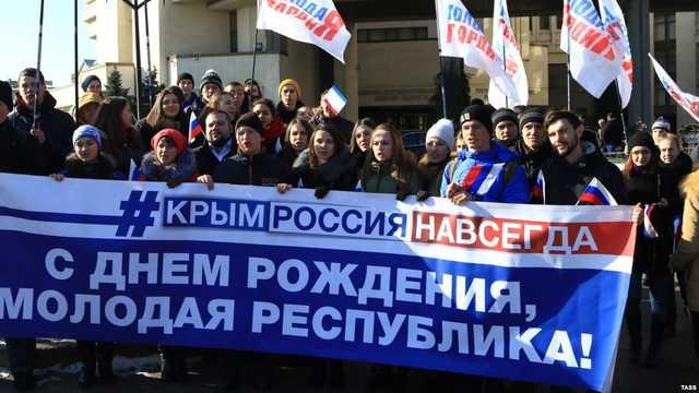 Крым-Россия-Навсегда