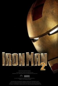 IronMan 2 Poster