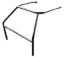 S&W 12-3074 8 to 10 Pt Roll Cage Conversion Mild Steel