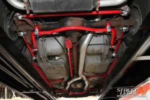 Camaro Rear Lower Control Arms   FBody Rear Lower Control