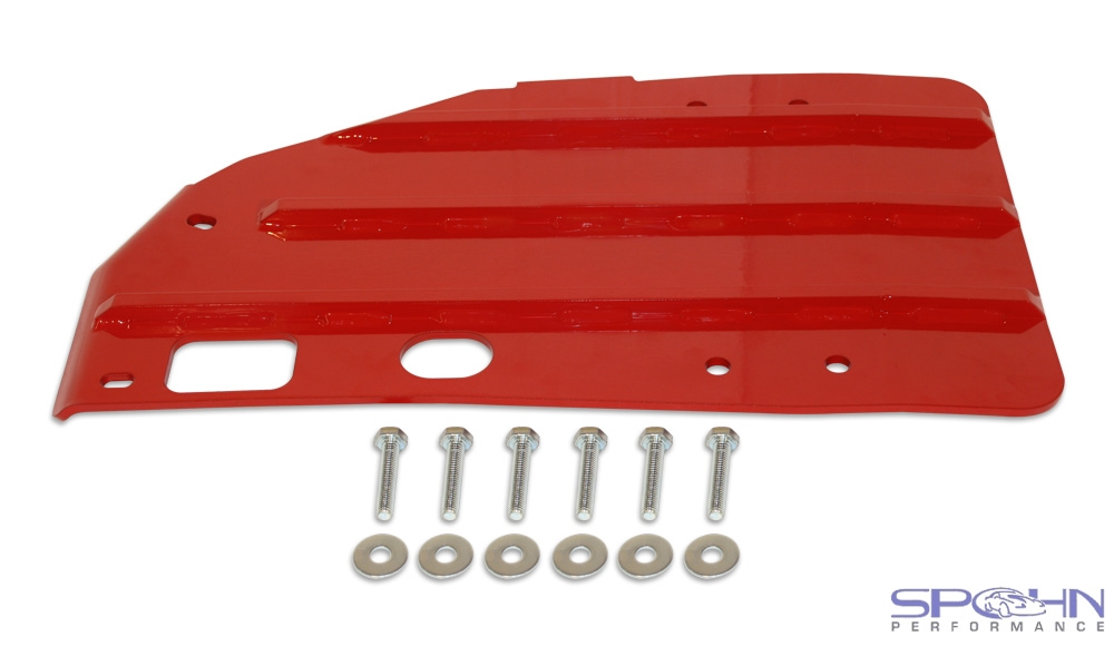 Plate Skid 2012 Front Dodge