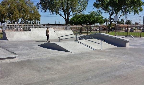 Renovation Of Buena Park Peak Skatepark Spohn Ranch