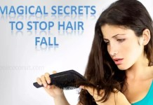 Only 1 Solution To Prevent Excess Hair Fall