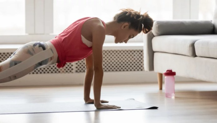 daily home workout for kidney disease