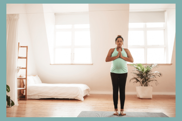 Yoga to Induce Labor or Childbirth?