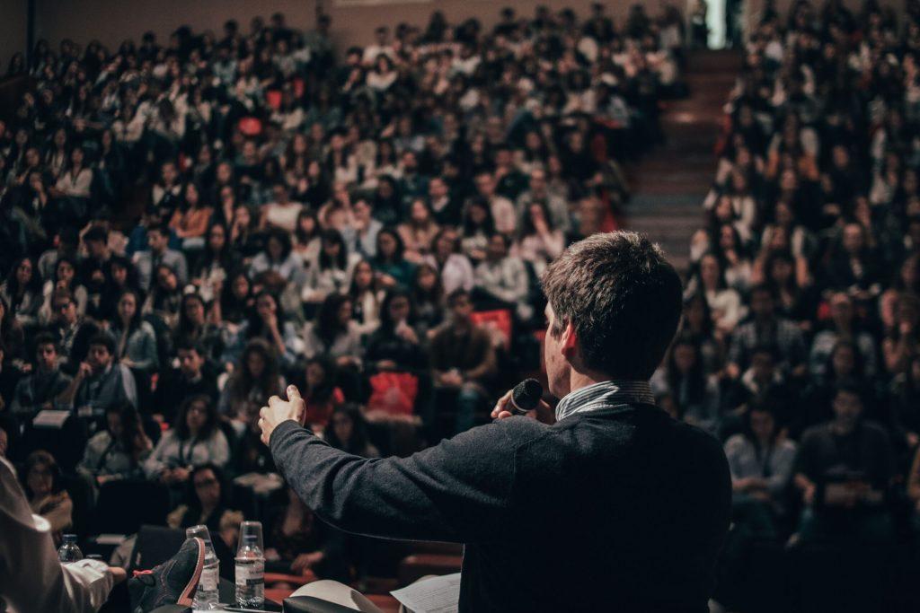 comunicazione persuasiva gratis discorso in pubblico