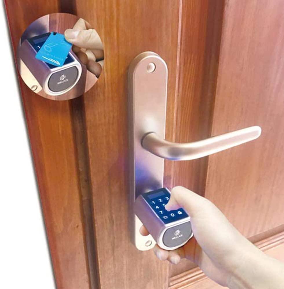 serratura smart con smart card
