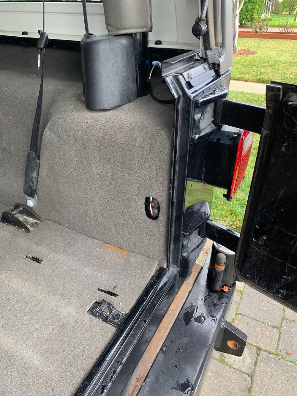 medium resolution of installation the jeep tj
