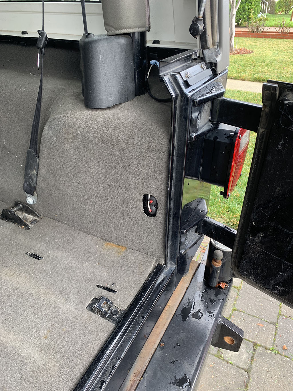 hight resolution of installation the jeep tj