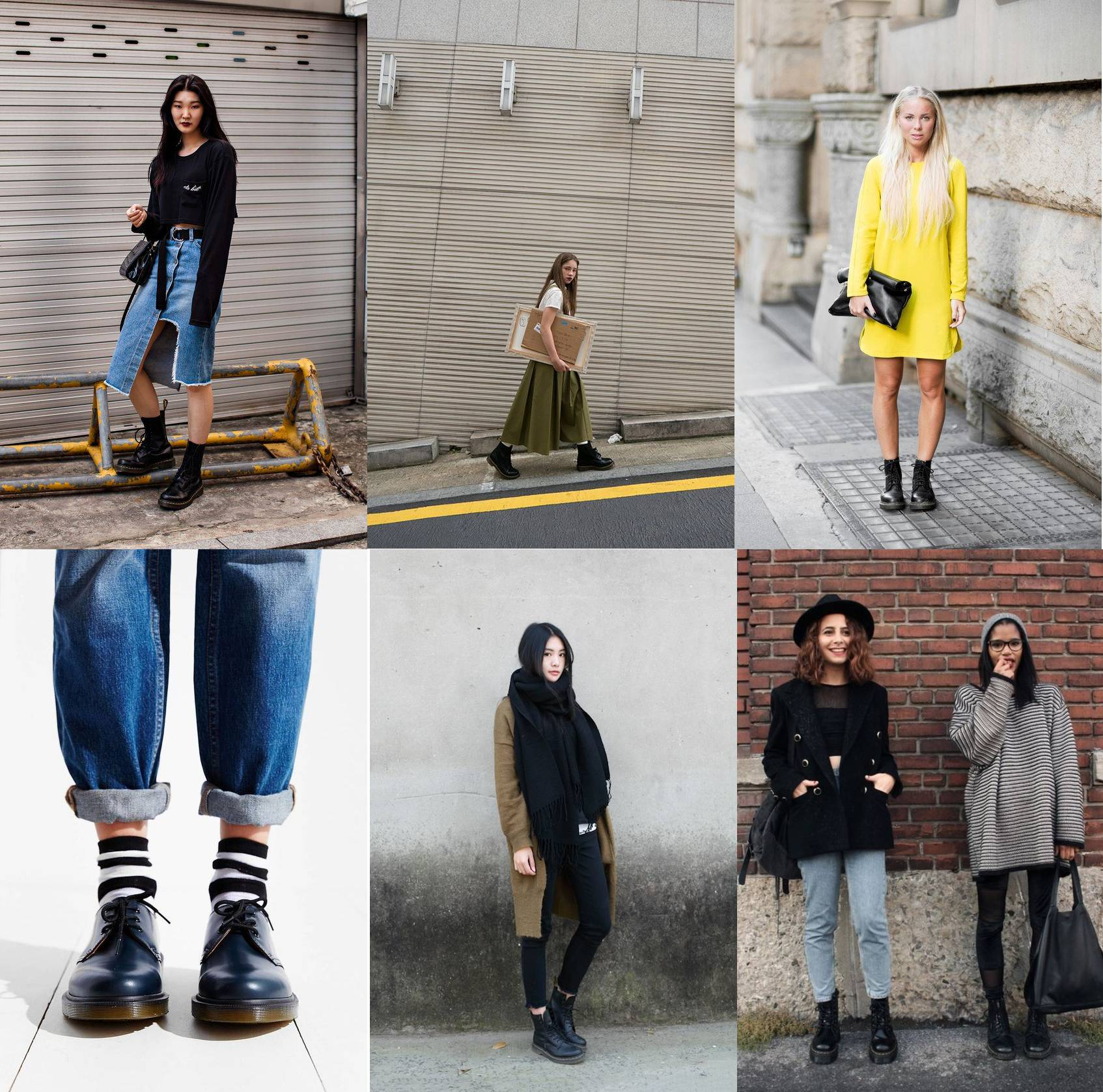style dr martens outfit