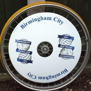 White Birmingham City SpokeGuards