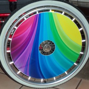Rainbow SpokeGuards