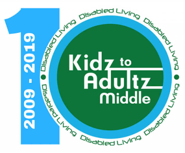 Disabled Living Exhibition Kidz to Adultz Middle