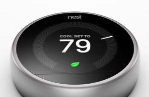 Nest Thermostat – a smart home solution
