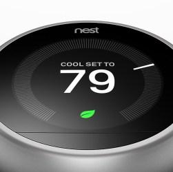 nest thermostat3*