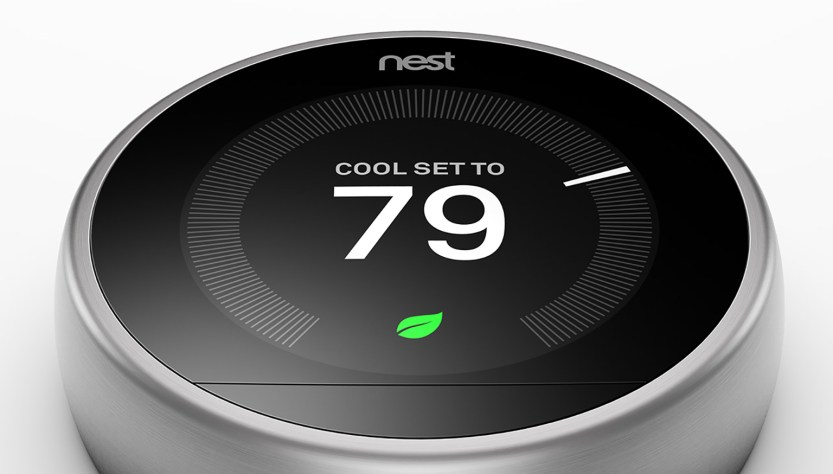 nest thermostat3*