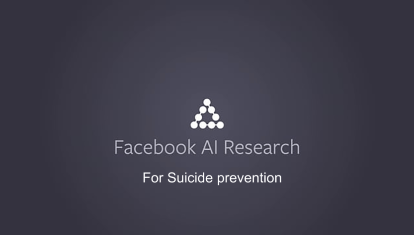 Facebook to use AI to detect suicidal post