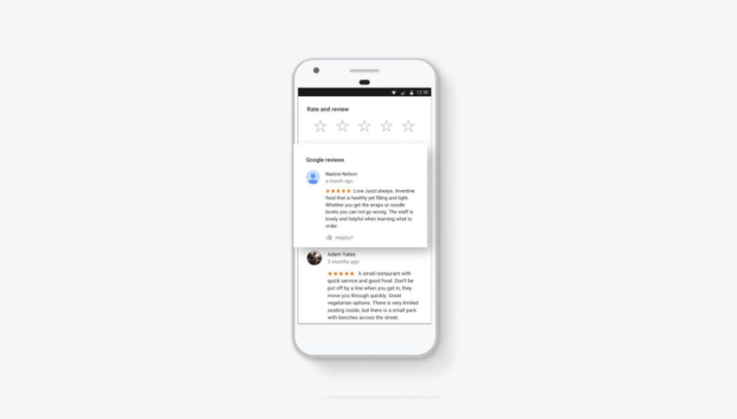 Google will not let you post negative reviews for Ex-Employer
