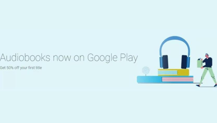 Audiobooks are coming soon to Google play store