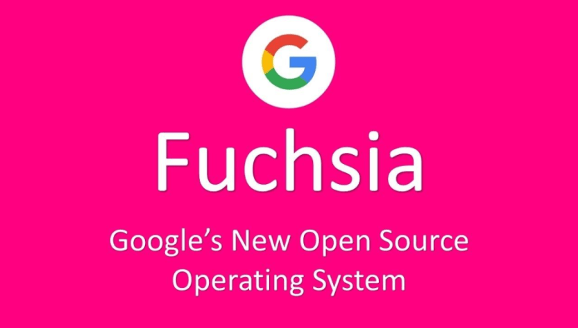 Google is developing OS Fuchsia targeting IoT devices and desktop
