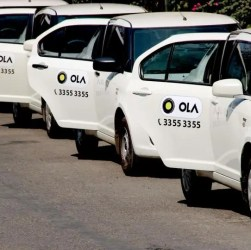 Ola cabs is working on assisted driving technology in India