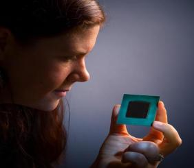 Intel chip with 10 trillion calculations per second