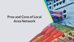Details of Pros and Cons of Local Area Network