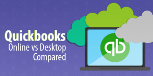 QuickBooks Online Vs Computer Primary Differences