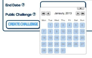 The Chubby Challenge End Date