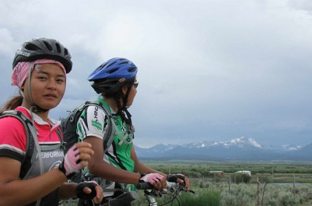 Discovering The World By Bike