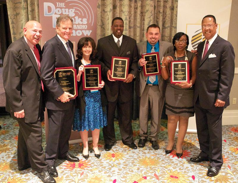 KMOJ-FM honored at American Urban Radio Networks' Urban ... Omnicom Granite