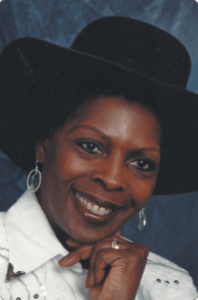 Sharon Carpenter, author of Western Cowboy Poetry: An African American Perspective