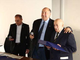 Spoleto, premio Sandalapius per lo Sport