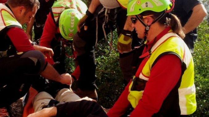 Terremoto, oltre 400 volontari di Spoleto impegnati sul territorio