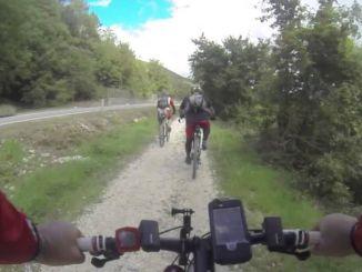 Lunga escursione alla ex Spoleto Norcia e lungo la Greenway del Nera