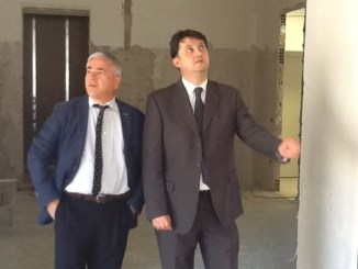 Assessore Barberini visita ospedale di Spoleto