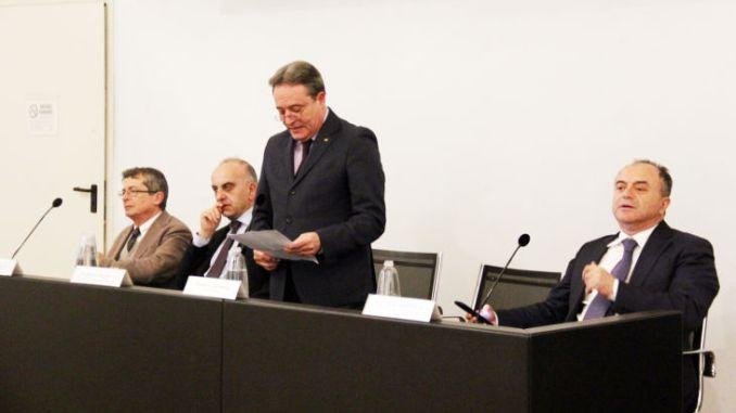 Spoleto, incontro pubblico con il magistrato Nicola Gratteri