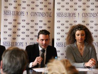 A Spoleto la finale europea di Miss Europe Continental 2016
