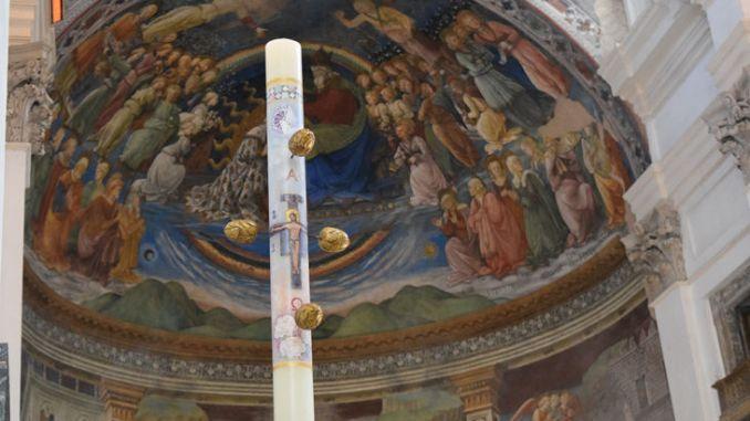 Pasqua: celebrata in Cattedrale la Veglia e la Messa del giorno