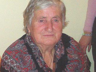 I resti trovati nell'Alta Marroggia sono di Nedina Stramaccia