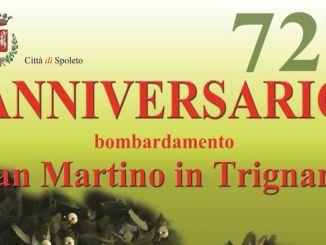San Martino in Trignano, 72esimo anniversario dal bombardamento