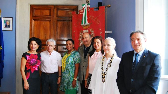 Incontro istituzionale tra Spoleto e Cartagena